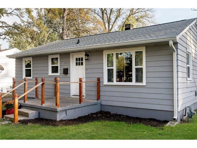 2617 E 6th Street, Anderson, IN 46012 (MLS #21520209) :: Indy Scene Real Estate Team