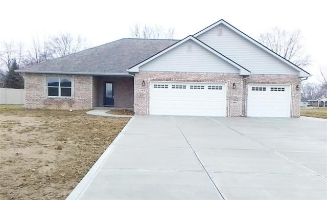 185 Chateau Drive, Pendleton, IN 46064 (MLS #21528356) :: Mike Price Realty Team - RE/MAX Centerstone
