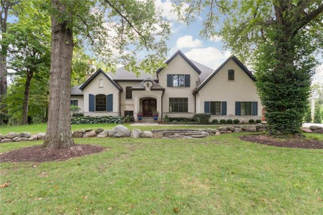 7735 N Pennsylvania Street, Indianapolis, IN 46240 (MLS #21550352) :: Mike Price Realty Team - RE/MAX Centerstone