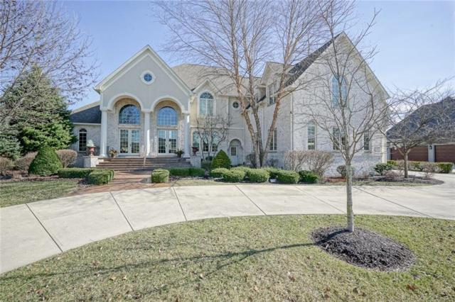 11335 Talnuck Circle, Fishers, IN 46037 (MLS #21550503) :: Mike Price Realty Team - RE/MAX Centerstone