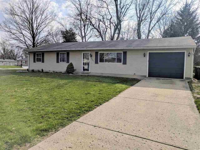 3901 N Vernon Drive, Muncie, IN 47304 (MLS #21552866) :: Indy Scene Real Estate Team