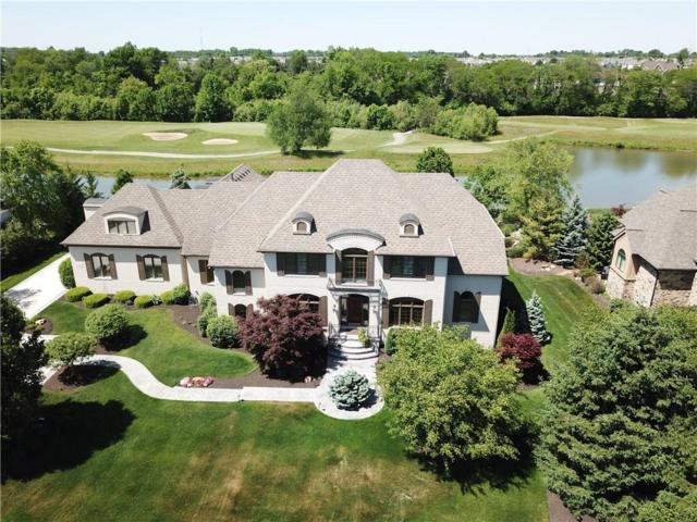 12012 Hawthorn Ridge, Fishers, IN 46037 (MLS #21554114) :: Mike Price Realty Team - RE/MAX Centerstone