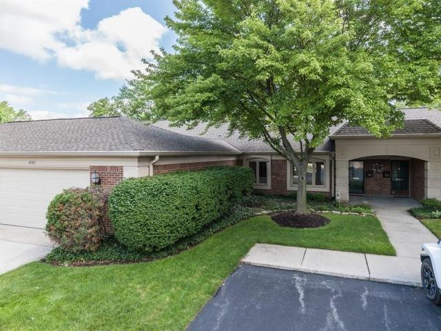 8505 Bent Tree Court, Indianapolis, IN 46260 (MLS #21554331) :: The ORR Home Selling Team