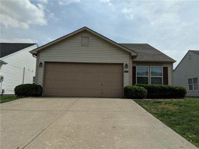 10581 Dark Star Drive, Indianapolis, IN 46234 (MLS #21559730) :: The ORR Home Selling Team