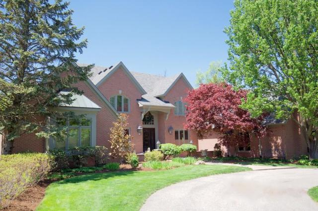9052 Diamond Pointe Drive, Indianapolis, IN 46236 (MLS #21564887) :: The ORR Home Selling Team