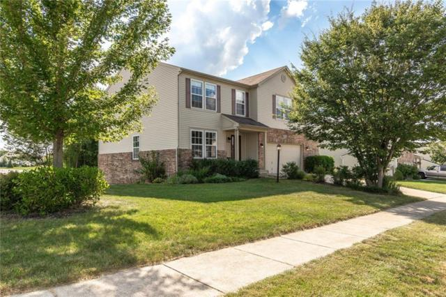 1474 Ripplewood Drive, Danville, IN 46122 (MLS #21565070) :: The Evelo Team