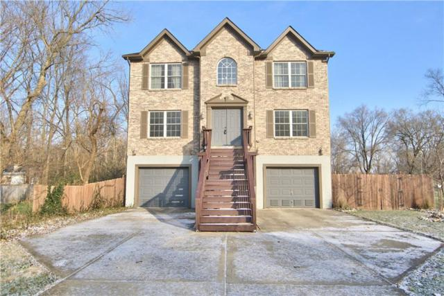 2230 Beach Avenue, Indianapolis, IN 46240 (MLS #21566837) :: Mike Price Realty Team - RE/MAX Centerstone