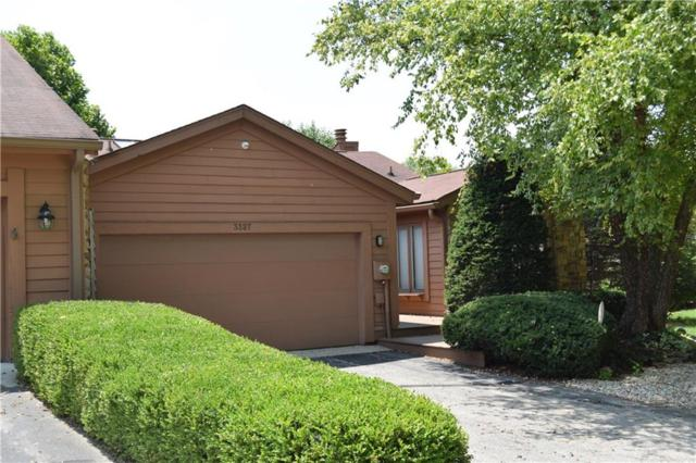 3327 Bay Point Drive, Indianapolis, IN 46240 (MLS #21572505) :: Mike Price Realty Team - RE/MAX Centerstone