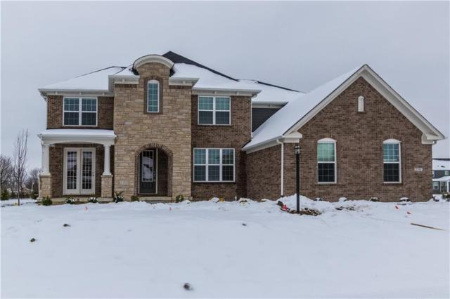 2399 Meadow Creek, Avon, IN 46123 (MLS #21573714) :: Mike Price Realty Team - RE/MAX Centerstone