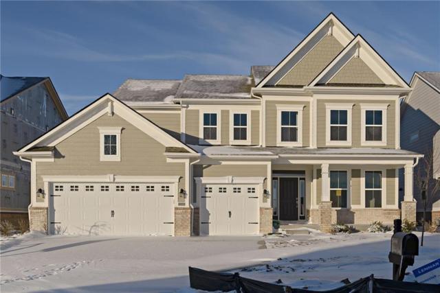 15046 Sullivan Lane, Westfield, IN 46074 (MLS #21578899) :: AR/haus Group Realty