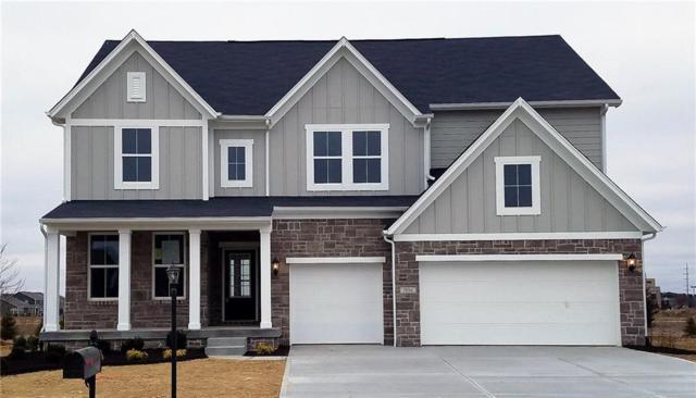 7896 Villa Circle, Avon, IN 46123 (MLS #21587123) :: The ORR Home Selling Team
