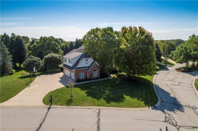 7117 Beaumont Court, Zionsville, IN 46077 (MLS #21590425) :: AR/haus Group Realty