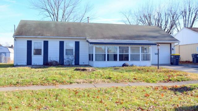 1816 Woodbine Drive, Anderson, IN 46011 (MLS #21592310) :: Mike Price Realty Team - RE/MAX Centerstone