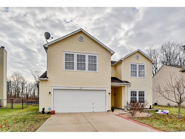 3457 Capsella Lane, Indianapolis, IN 46203 (MLS #21594382) :: Mike Price Realty Team - RE/MAX Centerstone