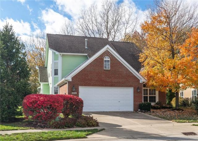 8850 Crystal Lake Drive, Indianapolis, IN 46240 (MLS #21605424) :: Richwine Elite Group