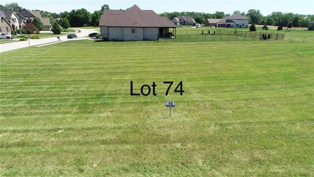 LOT  74 Wexford, Danville, IN 46122 (MLS #21607540) :: The Indy Property Source