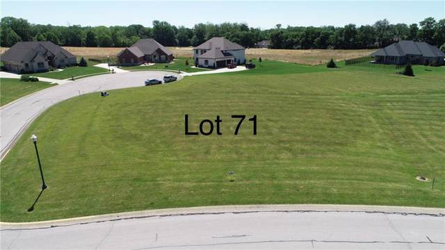 LOT  71 Wexford, Danville, IN 46122 (MLS #21607546) :: Richwine Elite Group