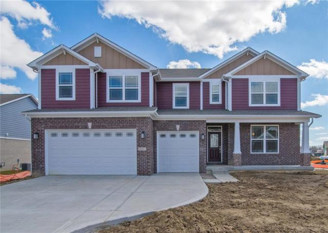 6281 Burgin Drive, Whitestown, IN 46075 (MLS #21609090) :: Mike Price Realty Team - RE/MAX Centerstone