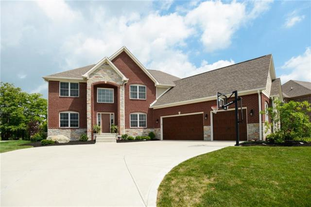 14354 Brooks Edge Lane, Fishers, IN 46040 (MLS #21614275) :: Mike Price Realty Team - RE/MAX Centerstone