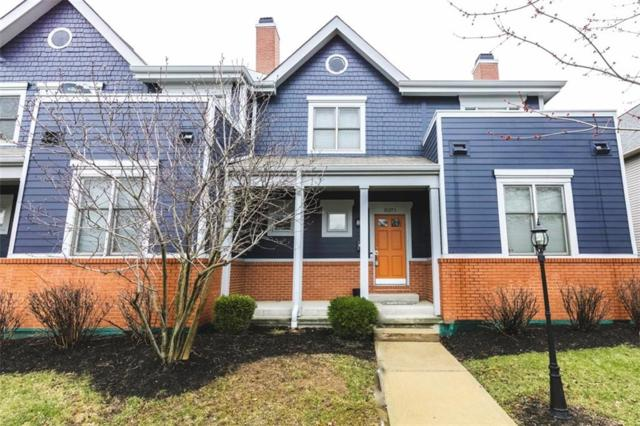 1557 N College Avenue #1, Indianapolis, IN 46202 (MLS #21614534) :: The Star Team | RE/MAX Realty Group