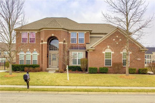 13693 Cunningham Drive, Carmel, IN 46074 (MLS #21614868) :: The ORR Home Selling Team