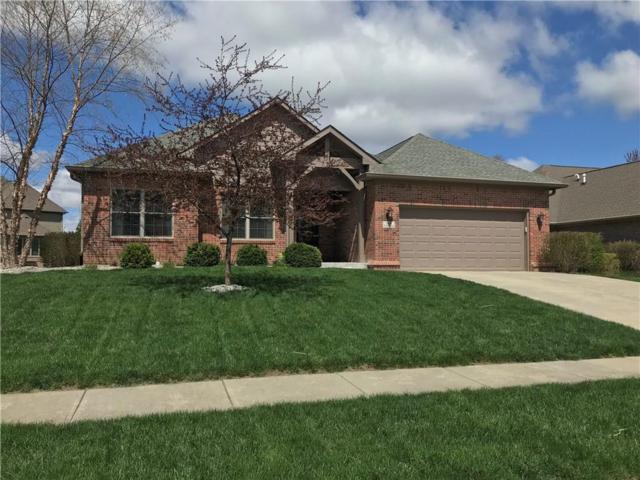 2880 Bloomsbury S, Greenwood, IN 46143 (MLS #21623426) :: The ORR Home Selling Team