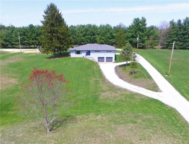 5556 E County Road 350 N, Danville, IN 46122 (MLS #21629615) :: The Indy Property Source