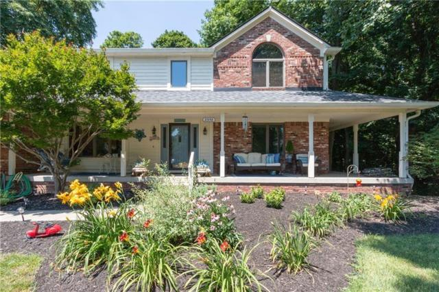 2358 E Stafford Place, Martinsville, IN 46151 (MLS #21633225) :: Richwine Elite Group