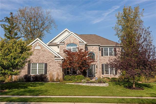 6624 Nantahala Drive, Indianapolis, IN 46236 (MLS #21646615) :: Anthony Robinson & AMR Real Estate Group LLC