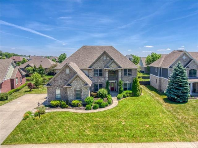 9834 Wading Crane Avenue, Mccordsville, IN 46055 (MLS #21650173) :: AR/haus Group Realty