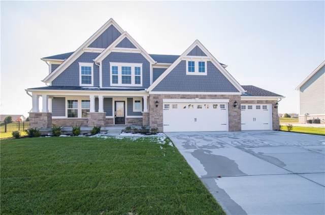 4249 Edelweiss Drive, Plainfield, IN 46168 (MLS #21658565) :: Heard Real Estate Team | eXp Realty, LLC