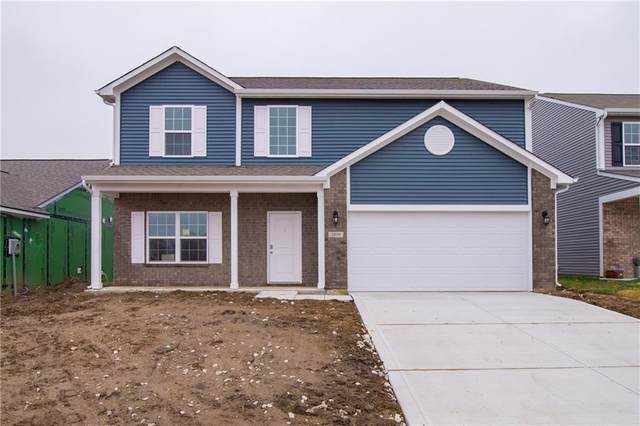 2930 W Broderie Lane, Monrovia, IN 46157 (MLS #21659151) :: Mike Price Realty Team - RE/MAX Centerstone