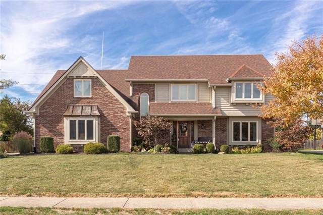 13833 Mill Stream Court, Carmel, IN 46032 (MLS #21666741) :: AR/haus Group Realty