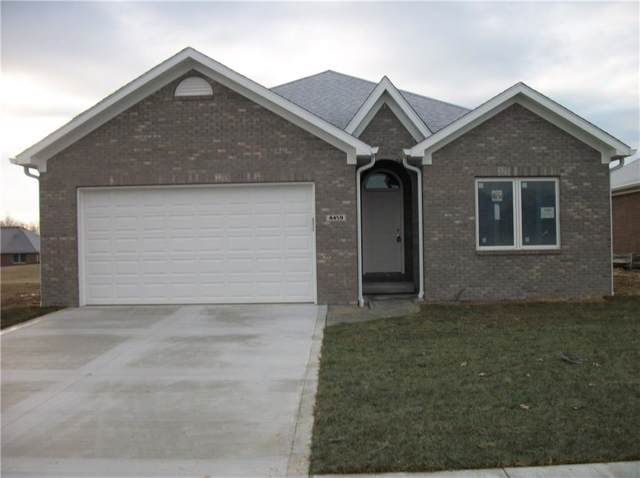 4459 Quail Creek Tr N. Street, Pittsboro, IN 46167 (MLS #21666921) :: The Indy Property Source