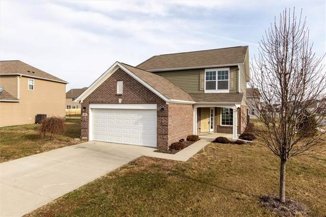 618 Albermarle Drive, Pittsboro, IN 46167 (MLS #21675756) :: The Indy Property Source