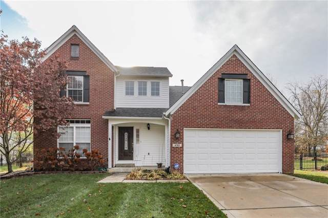 4763 Oakleigh Court, Greenwood, IN 46143 (MLS #21681292) :: AR/haus Group Realty