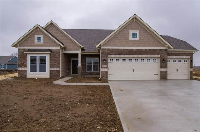 4134 Maiden Court, Bargersville, IN 46106 (MLS #21683645) :: Mike Price Realty Team - RE/MAX Centerstone