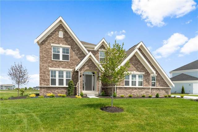 16436 Nightshore Lane, Fishers, IN 46037 (MLS #21685414) :: Anthony Robinson & AMR Real Estate Group LLC