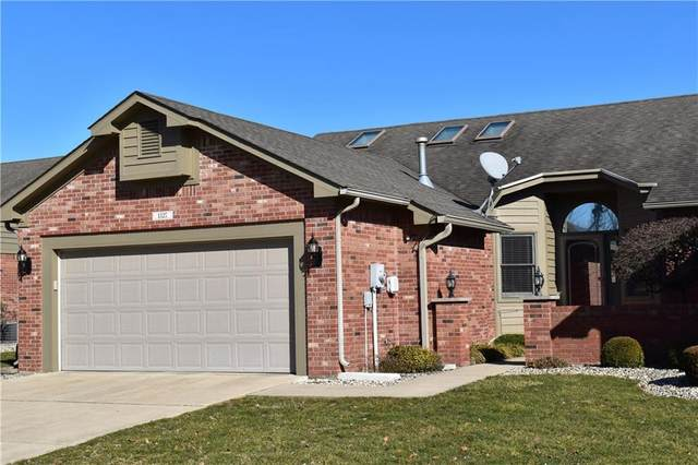 1327 Country Creek Circle, Shelbyville, IN 46176 (MLS #21685495) :: The ORR Home Selling Team