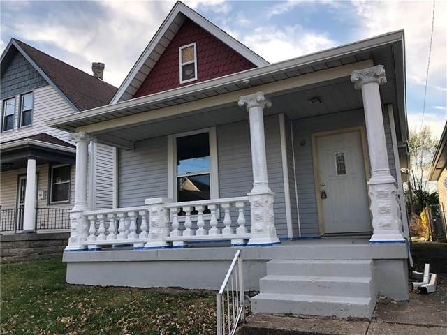 1646 S Delaware Street, Indianapolis, IN 46225 (MLS #21685744) :: AR/haus Group Realty