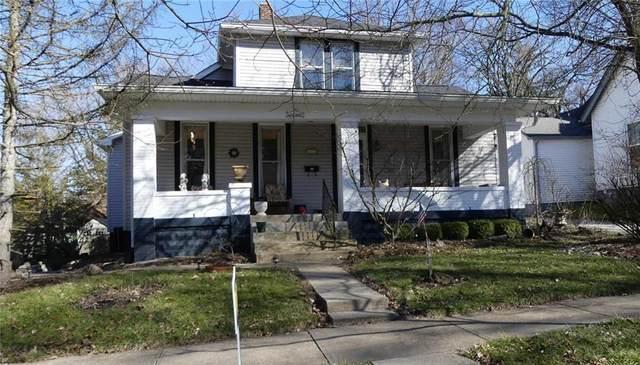 441 N Jefferson Street, Danville, IN 46122 (MLS #21693534) :: The Indy Property Source