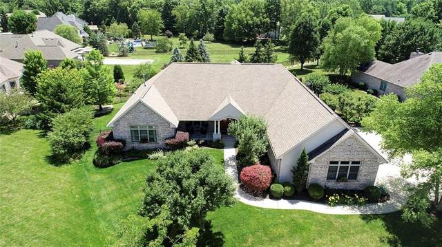 3267 Waterside Court, Greenwood, IN 46143 (MLS #21695742) :: Anthony Robinson & AMR Real Estate Group LLC
