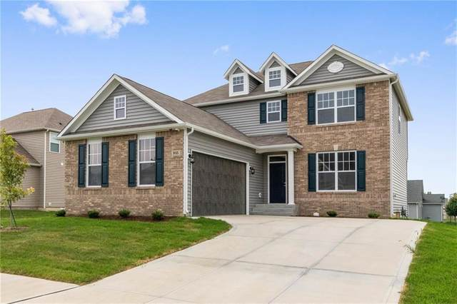 935 Burgess Hill Pass, Westfield, IN 46074 (MLS #21698363) :: The ORR Home Selling Team