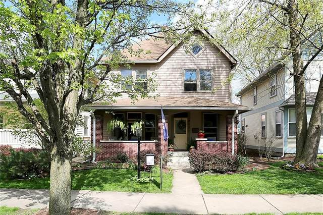 2525 N Talbott Street, Indianapolis, IN 46205 (MLS #21698527) :: Heard Real Estate Team | eXp Realty, LLC