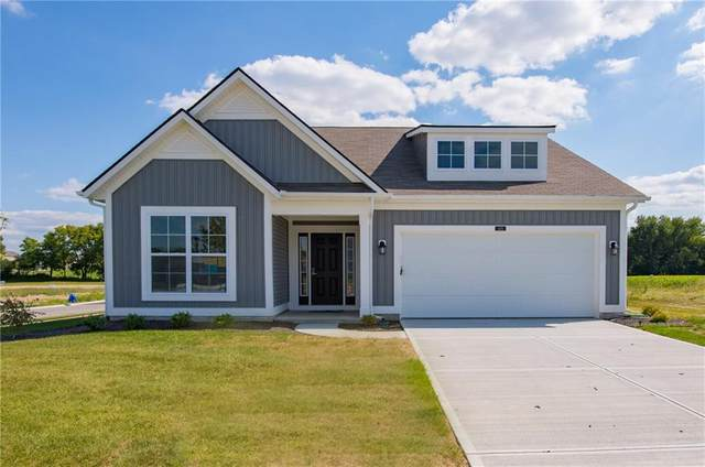 1418 Tanager Way, Greenwood, IN 46143 (MLS #21699753) :: Mike Price Realty Team - RE/MAX Centerstone