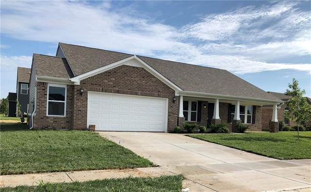 1918 Shellbark Court, Columbus, IN 47201 (MLS #21700114) :: Mike Price Realty Team - RE/MAX Centerstone
