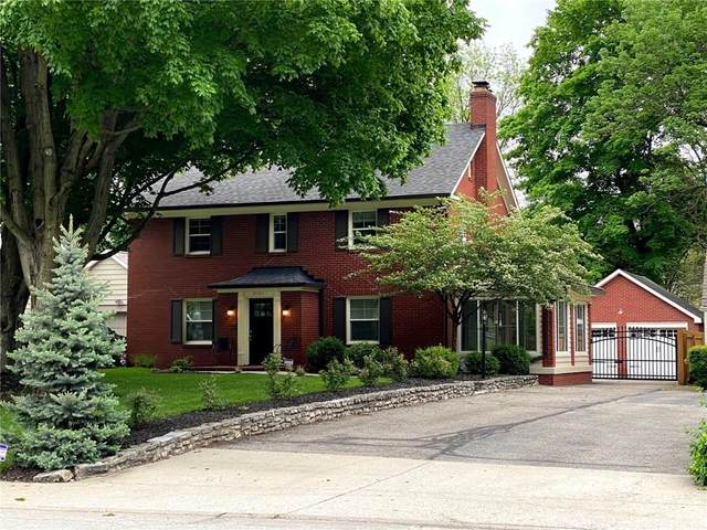6261 N Meridian Street, Indianapolis, IN 46220 (MLS #21700603) :: Anthony Robinson & AMR Real Estate Group LLC