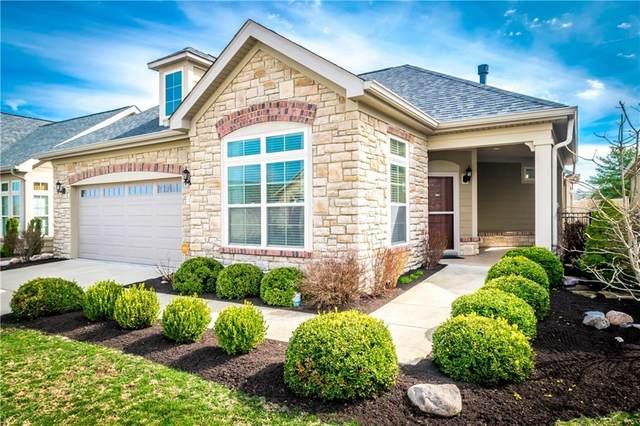 538 Bridgestone Drive, Mooresville, IN 46158 (MLS #21701168) :: The Indy Property Source