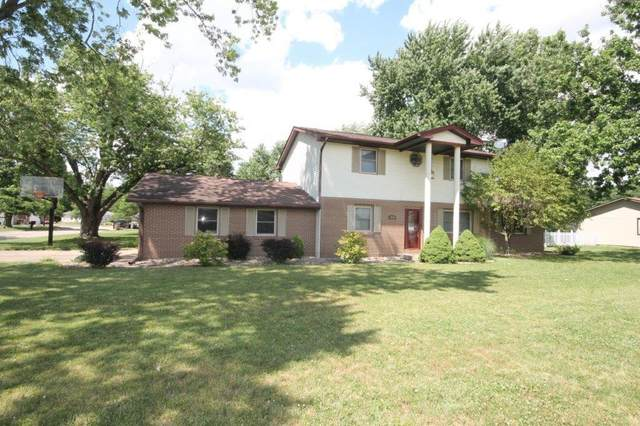 3802 Balsam Drive, Columbus, IN 47203 (MLS #21703298) :: Anthony Robinson & AMR Real Estate Group LLC