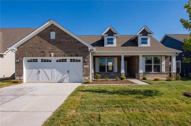 7313 Wooden Grange Drive, Indianapolis, IN 46259 (MLS #21703333) :: Richwine Elite Group
